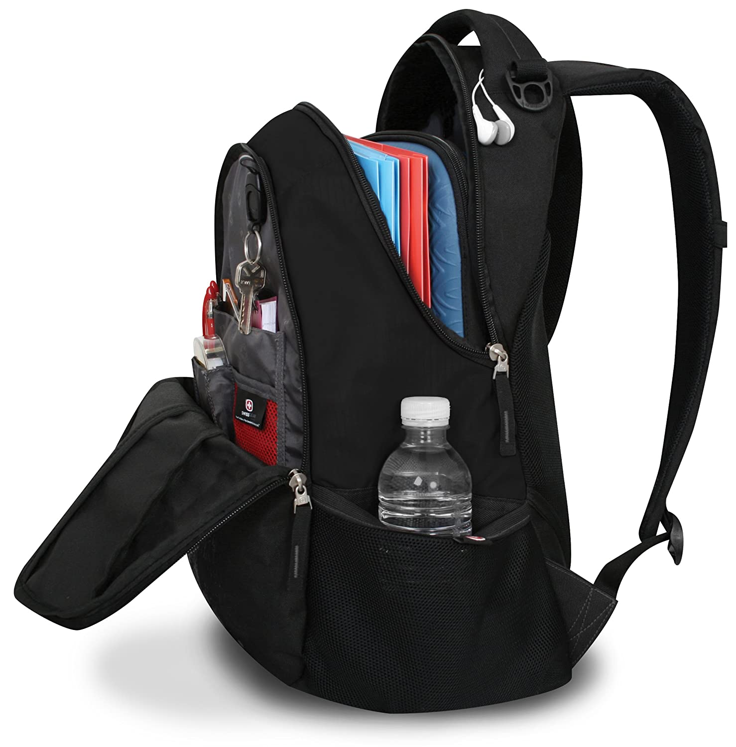 SwissGear Backpack – Black