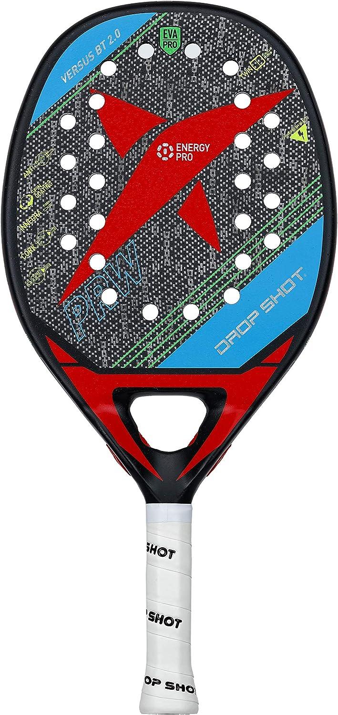 DROP SHOT Pala de pádel Modelo Versus 2.0 Beach Tennis-Colección ...