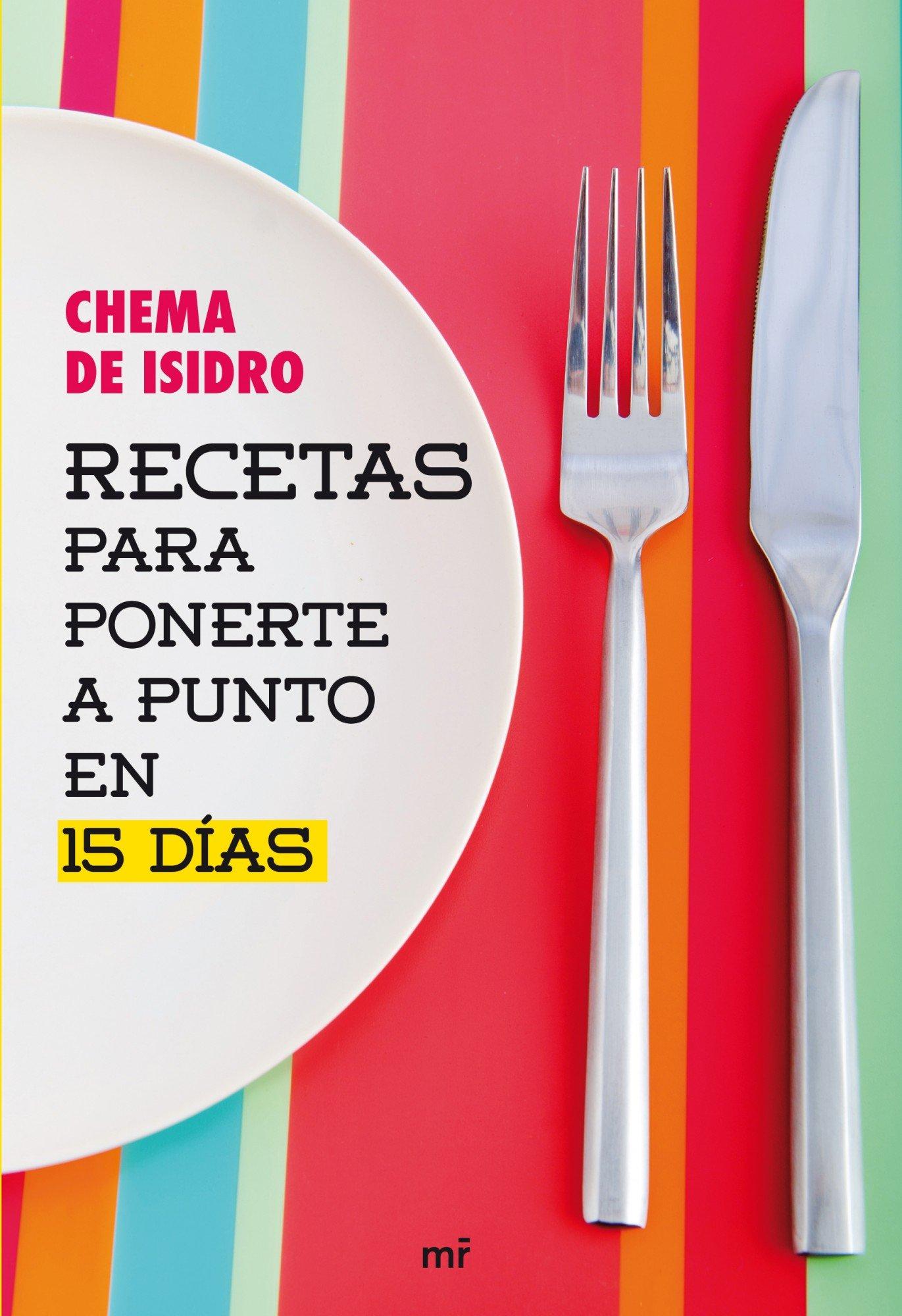 Recetas para ponerte a punto en 15 días (MR Cocina): Amazon ...