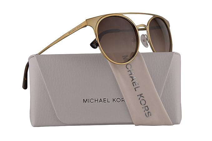 Michael Kors MK1030 Grayton gafas de sol w/Brown pendiente ...