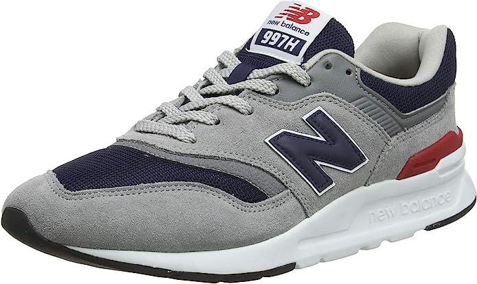 New Balance 997H Core Sneaker Herren Grau (Team Away Gray/Pigment)