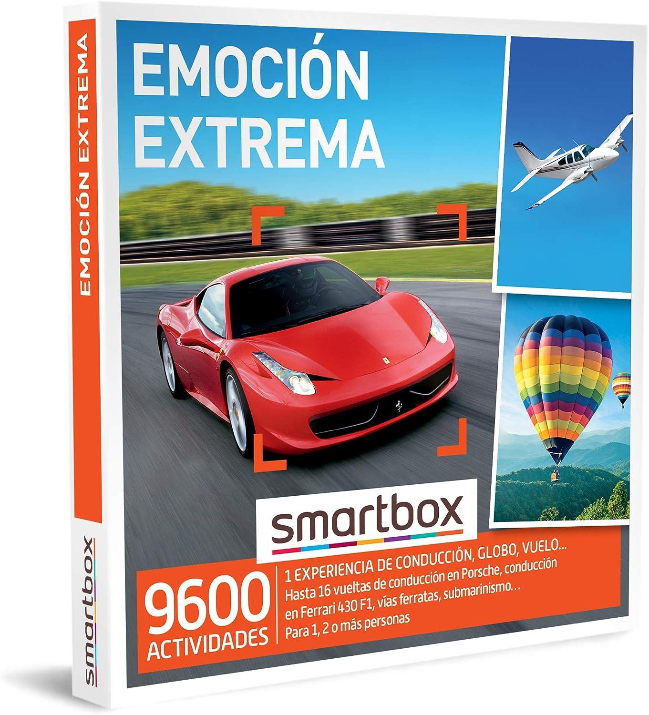 smartbox emocion extrema