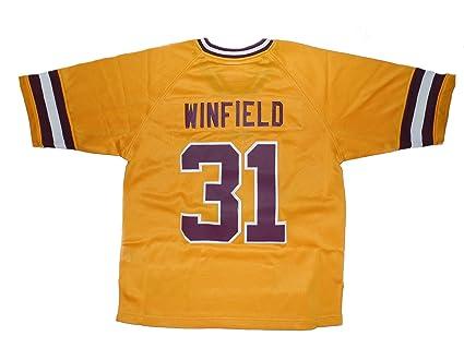 promo code d0a5f 9dd64 Amazon.com : Dave Winfield Minnesota Golden Gophers Gold ...