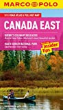 Canada East Marco Polo Guide (Marco Polo Guides) (Marco Polo Travel Guides)