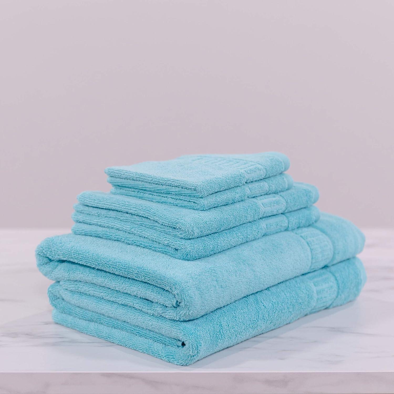 MyPillow Towel 6-Pack [Ocean Blue]