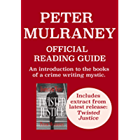 Official Reading Guide: An introduction to the books of a crime writing mystic. (English Edition)