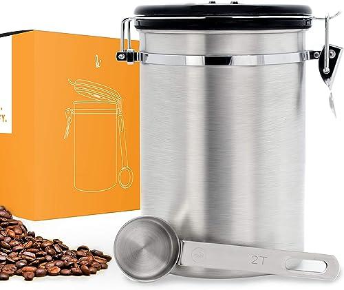 Kuchnia umożliwia wykonanie zbiornika na kawę ze stali nierdzewnej