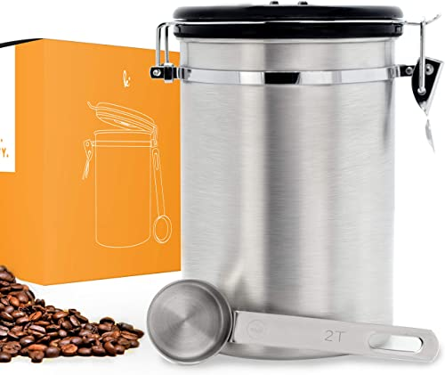 Kitchenables Coffee Canister (Large) Airtight Seal Set