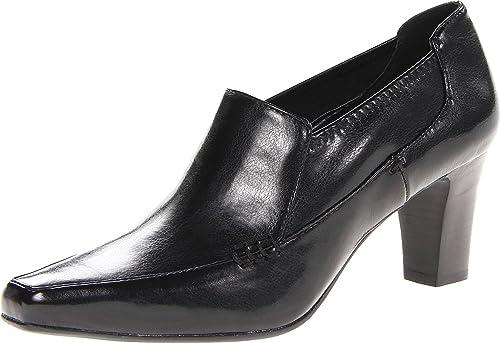 Franco Sarto Terry - Mocasines para mujer Blk, color negro, talla 42: Amazon.es: Zapatos y complementos