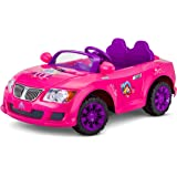 Disney Princess Convertible 12V Electric Ride on, Pink Ages 3-7