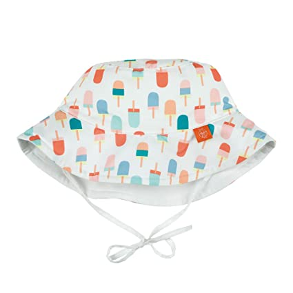 61acc2189b0 Lassig Baby Sun Protection Bucket Hat UV-Protection 50 Plus-Ice Cream
