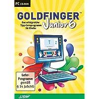 Goldfinger Junior 6: Das erfolgreiche Tipp-Programm für Kinder ab 8 Jahren