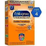 Enfagrow PREMIUM 幼儿过渡配方奶粉,每盒28盎司(794g),4盒装