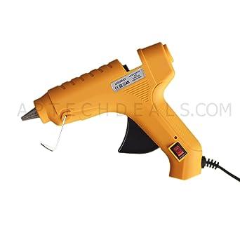 ApTechDeals Hot Melt Glue Gun 40W with 6 Glue Sticks