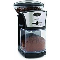 Capresso Stainless Steel Coffee Burr Grinder