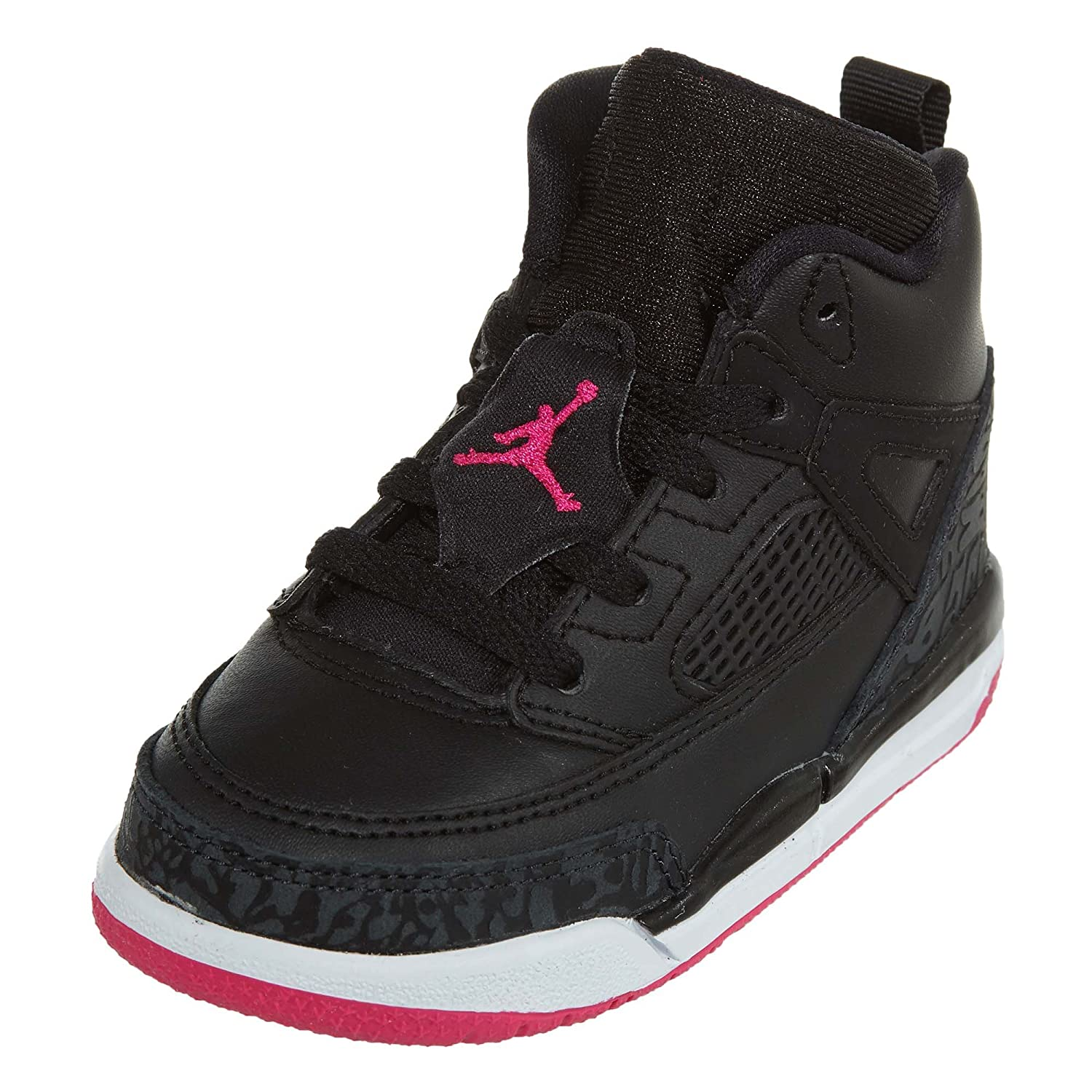 huge selection of 15561 653dc Amazon.com  Jordan Spizike GT Toddler s Running Shoe Black Deadly  Pink-Anthracite 684932-029  Shoes