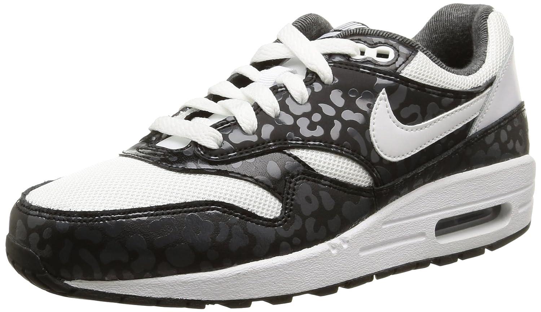 Nike Herren, Herren, Herren, air max 1 Print (gs), Mehrfarbig (Weiß Weiß-schwarz-Anthracite) f83192