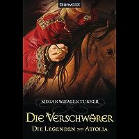 Die Legenden von Attolia 4: Die Verschwörer (German Edition) book cover