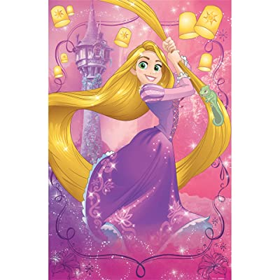 Party Game | Disney Rapunzel Dream Big Collection | Party Accessory: Toys & Games