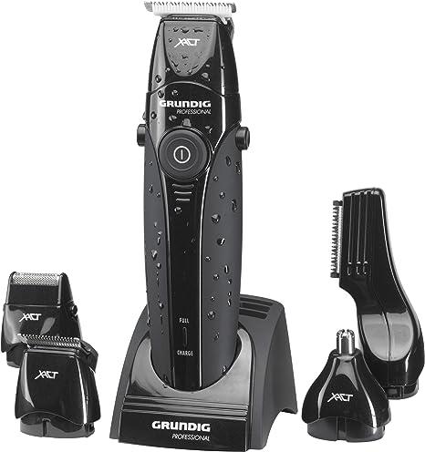 Grundig MT 8240 - Afeitadora (Negro, 3 cm, 2 mm, 1,6 cm, 120 min ...
