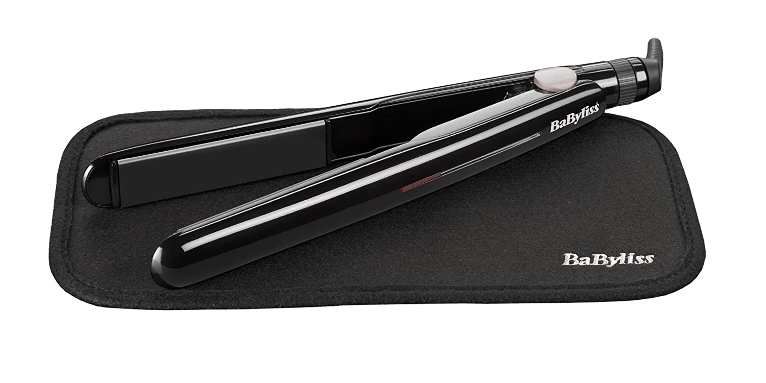 BaByliss Pro Smooth Straightener Review - Hair Companion