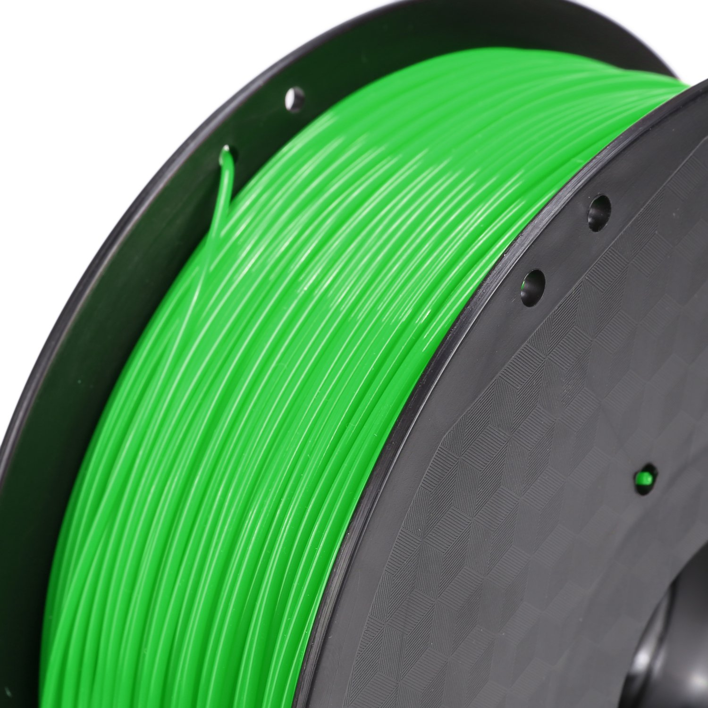 COOCHEER 3d impresora filamento Pack de 1 rollo de 1,75 mm PLA 7 ...