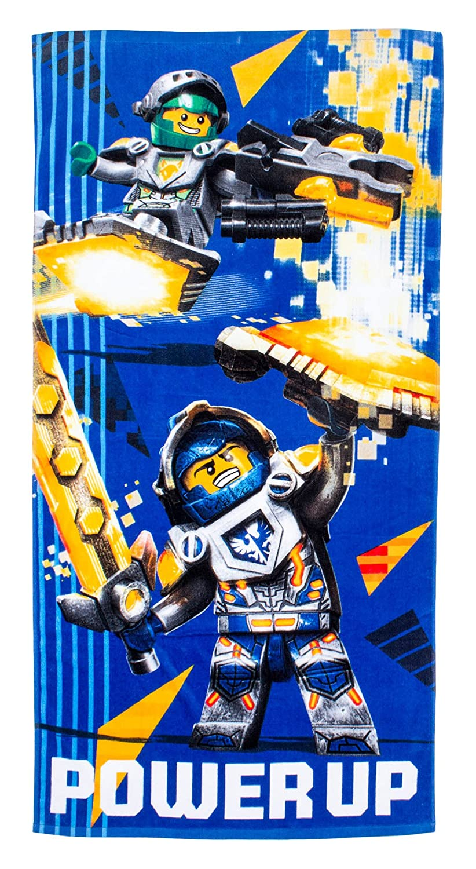 LEGO Nexo Knights Power Towel 70 x 0.03 x 140 cm Cotton Multi-Colour