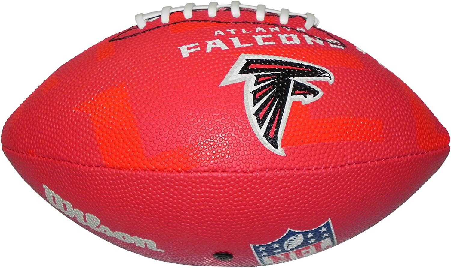 Wilson Football NFL Junior Atlanta Falcons Logo - Balón de fútbol ...