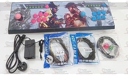 Amazon com: New Arrival Alloy Game Rocker Pandora Box 5 Two