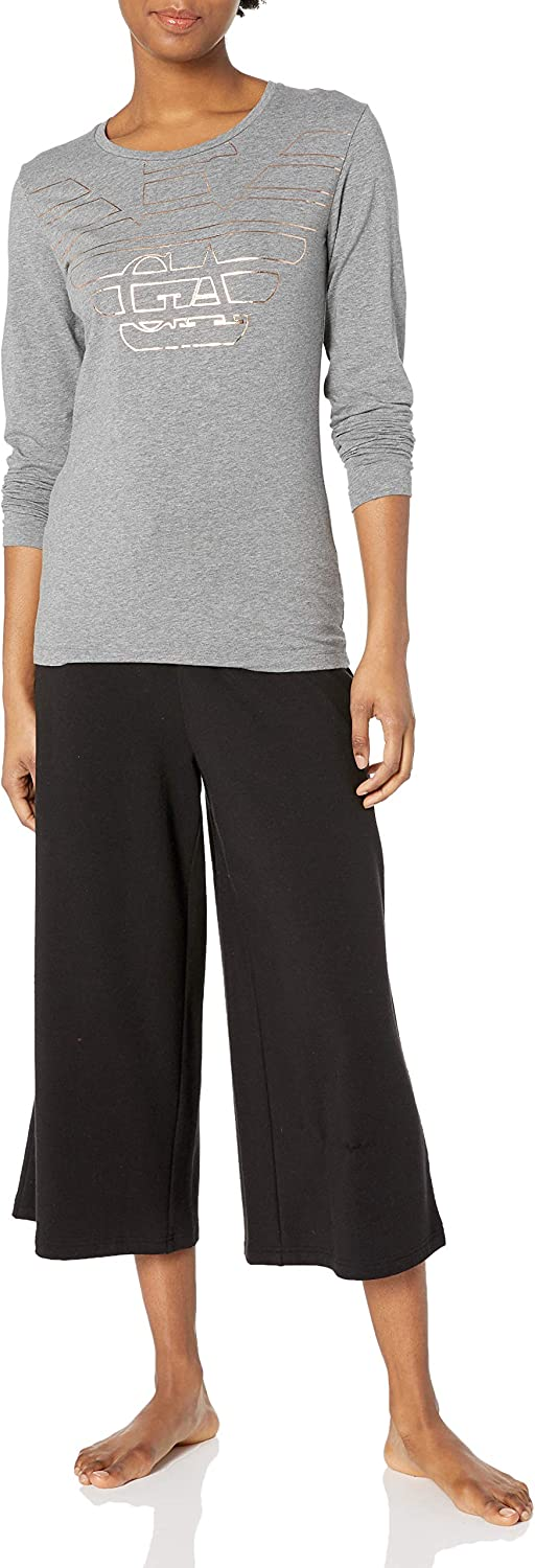 Emporio Armani Free shipping on posting reviews Women's Cotton Stretch Free shipping anywhere in the nation T-Shirt
