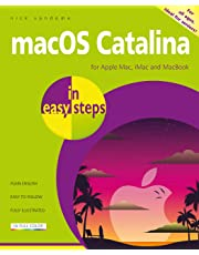 Macos Catalina in Easy Steps: Covers Version 10.15