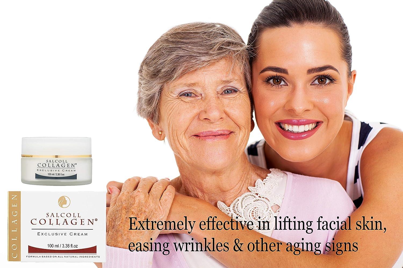 Anti-Aging Marine Collagen Face Cream