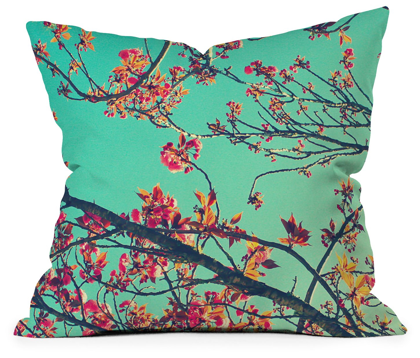 Deny Designs Shannon Clark Love Under The Stars Throw Pillow, 16 x 16 14005-thpo16