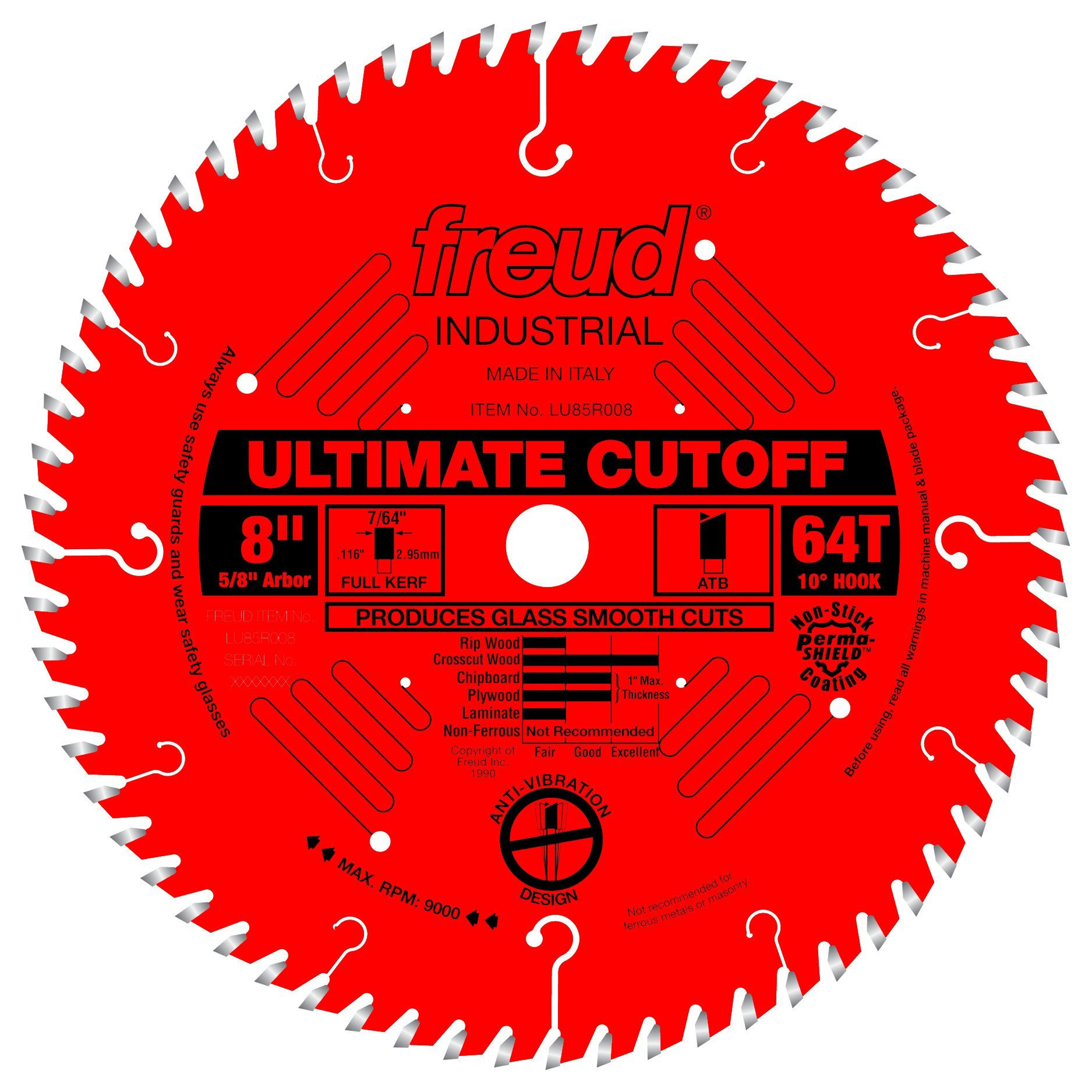 Best Rated in Table Saw Blades & Helpful Customer Reviews