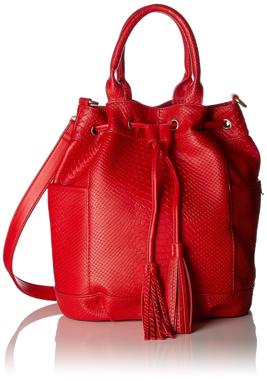 Mujer Lola 15x30x28 Ramona Cm Rojo red Bolsos Maletín Honey IfHCq