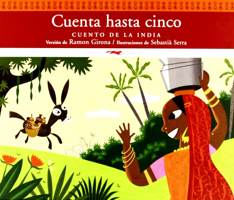 Amazon.com: Cuenta hasta cinco (9788492412303): Ramon Girona ...