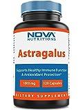 Nova Nutritions Astragalus 1000 mg 120 Capsules