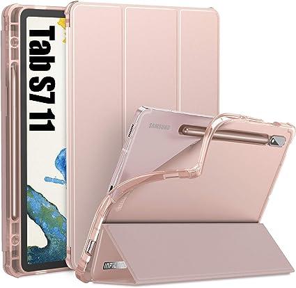 Infiland Hülle Für Samsung Galaxy Tab S7 11 2020 Mit S Computer Zubehör