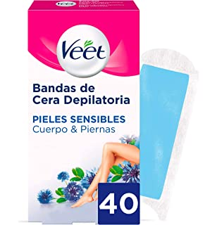 Veet for Men Crema Depilatoria para hombre - Piel normal ...