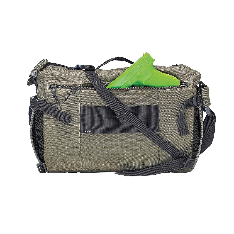 5.11 Rush Delivery Messenger Messenger Messenger Bag Schultertasche - 019 Schwarz B004D1R7VC Messenger-Bags fd7c7b