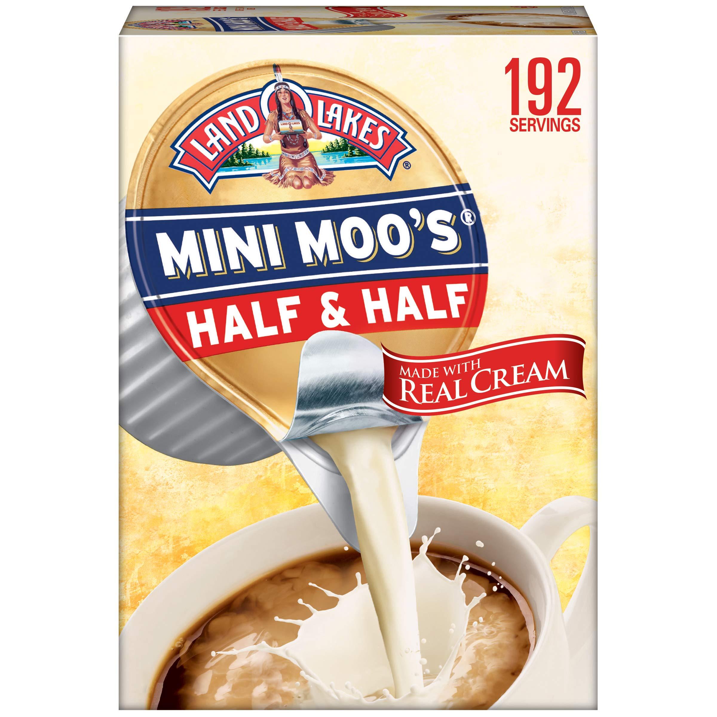Land O' Lakes Mini-Moo's Half & Half