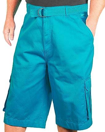 bfa256564b Amazon.com: Akademiks BIG MEN'S Cargo Shorts: Clothing