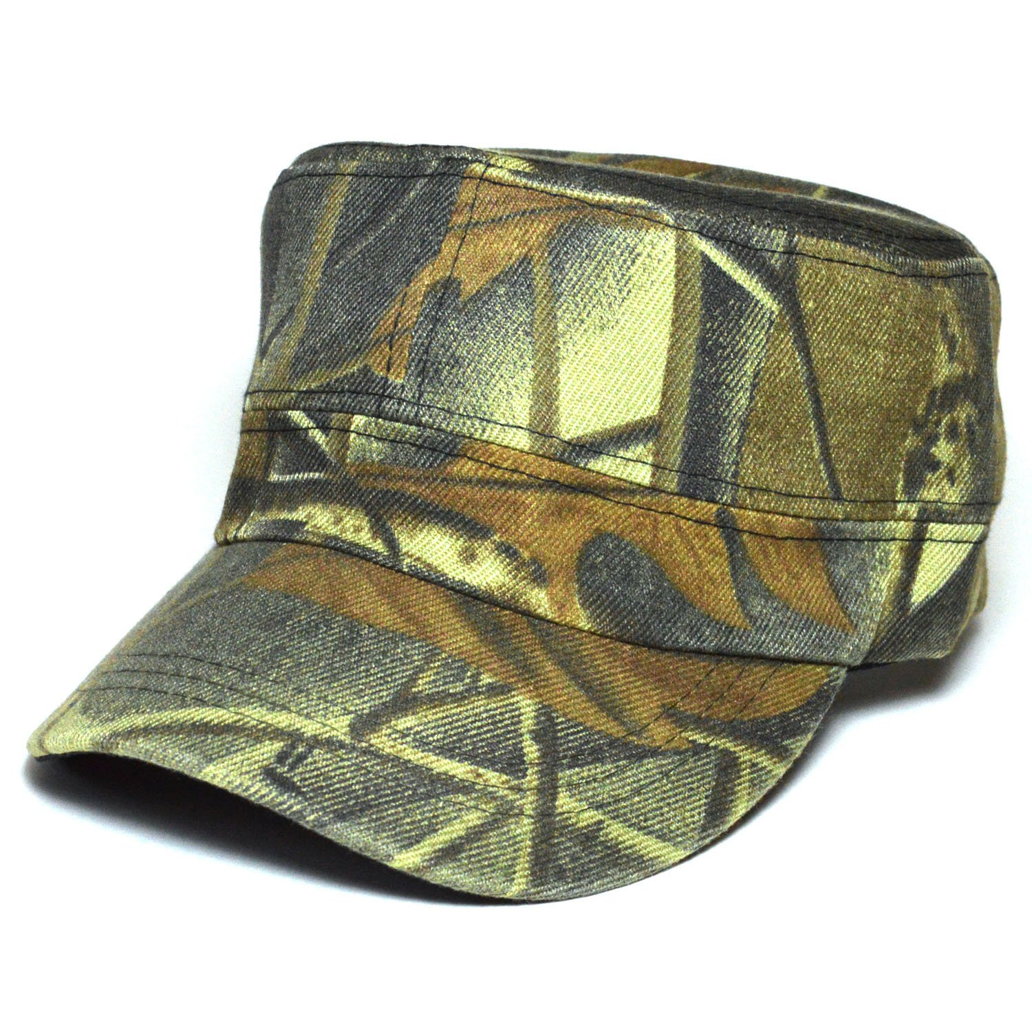 Tactical Military low profile baseball Patrol Cap Hat fidel military cadet  Hats at Amazon Men s Clothing store  88e43650875
