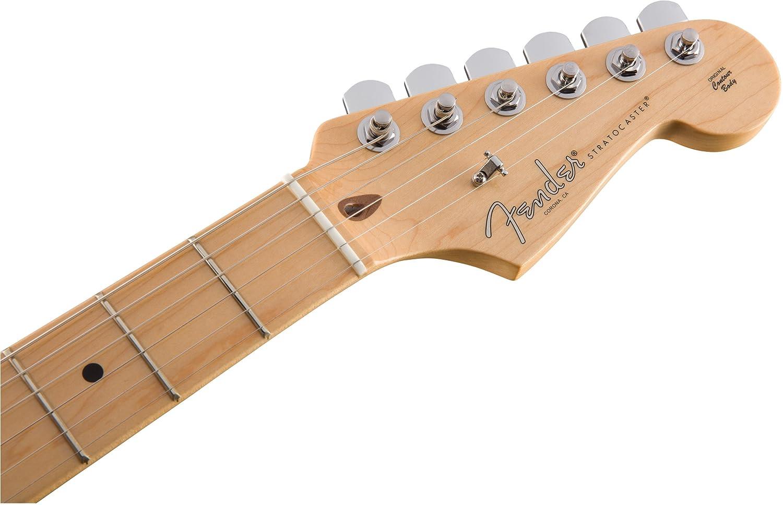 Fender American Pro Stratocaster MN BK, HSS · Guitarra eléctrica ...