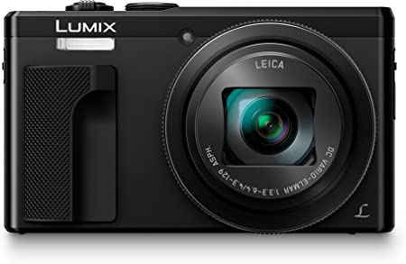 Panasonic DMC-TZ80, Cámara Compacta de 18.1 MP (Super Zoom ...