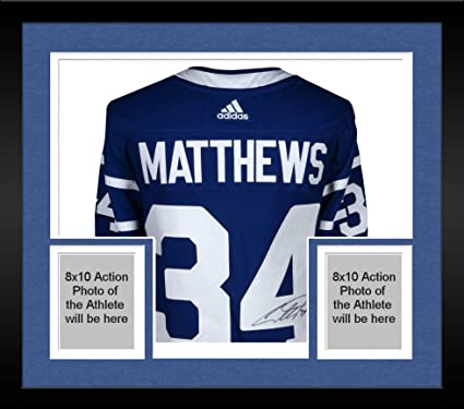 Framed Auston Matthews Toronto Maple Leafs Autographed Toronto Arenas Adidas  Authentic Jersey - Fanatics Authentic Certified 489768d13