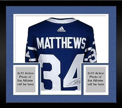 Framed Auston Matthews Toronto Maple Leafs Autographed Toronto Arenas Adidas  Authentic Jersey - Fanatics Authentic Certified 289a0477e