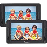 "Amazon Price History for:NAVISKAUTO 10.1"" Dual Screen DVD Player Ultra-thin Car Backseat Headrest Portable DVD Player-Black 114B"