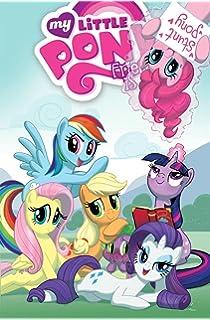 My Little Pony Pony Tales Volume 1 Thom Zahler Ryan Lindsay