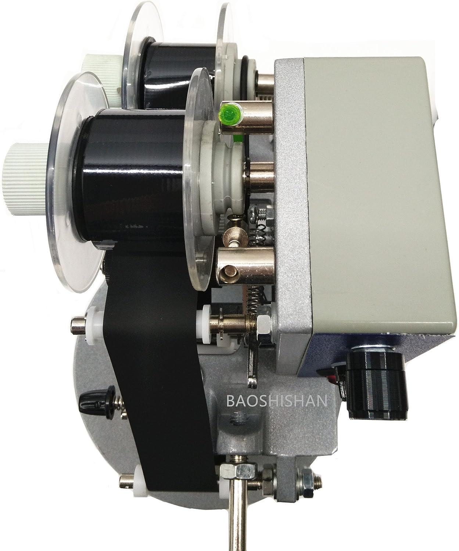 BAOSHISHAN Manual Hand Operated Ink Printer Coding Machine Date ...